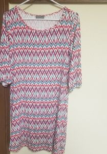 Market and Spruce dress